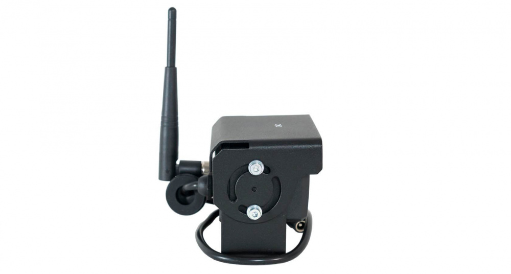 7″ trådløs HD skjerm med ett trådløst HD kamera med